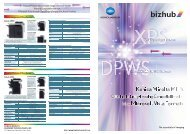 Microsoft Vista Compatibility (PDF  2386KB) - KONICA MINOLTA