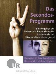 Das Secondos- Programm