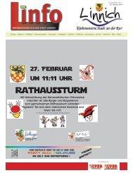 Linfo 01/2014 Teil 1 - Stadt Linnich