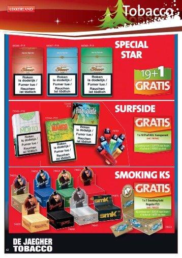 Tobacco - Lekkerland
