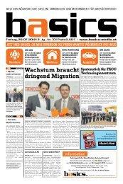 Linz Land - basics business