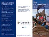 Benefits Brochure - De Anza College