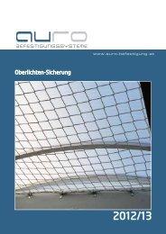 folder - AURO Befestigungssysteme GmbH