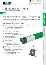 Produktbeschreibung SES Motoren - Rollo Rieper