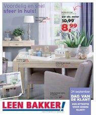 7,99 - Leenbakker