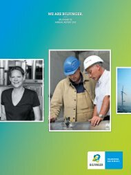 Annual Report - Bilfinger