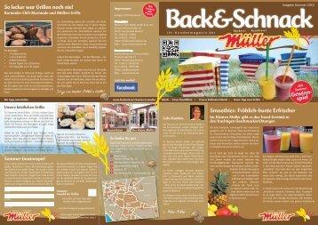 Ausgabe 3 - Bäckerei Müller