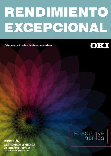 Catálogo OKI Executive - Arqui.com