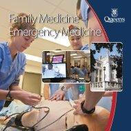 Emergency Medicine - Faculty of Health Sciences - Queen's University