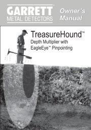 TreasureHound™ Depth Multiplier - Garrett