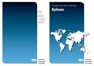 Bylaws - European Association of Urology