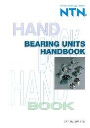 Bearing Unit Handbook - Ntn-snr.com