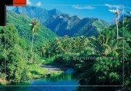 présentation - Direction de l'environnement de la Polynésie française