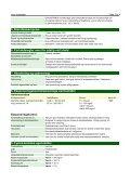 SIKKERHEDSDATABLAD Isola Isoklæber - Page 2