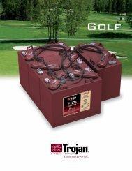 Trojan Golf and Utility Vehicles Brochure - EUROPOWER Battery ...