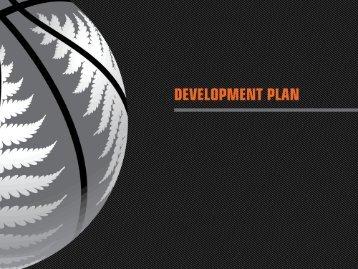 Development Plan Presentation (9th June) - Basketball New Zealand