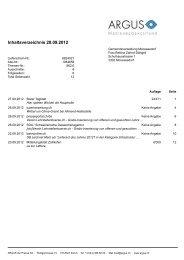Inhaltsverzeichnis 28.09.2012