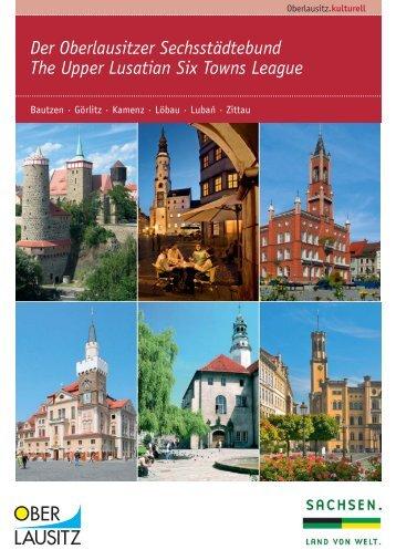 Oberlausitzer Sechsstädtebund