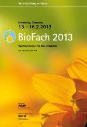Kein Folientitel - BioFach