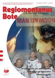 Erinnerungen an die erste Mondlandung vor 40 Jahren - IYA 2009
