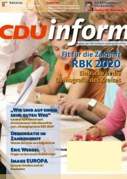 RBK 2020 - CDU Rheinisch-Bergischer Kreis