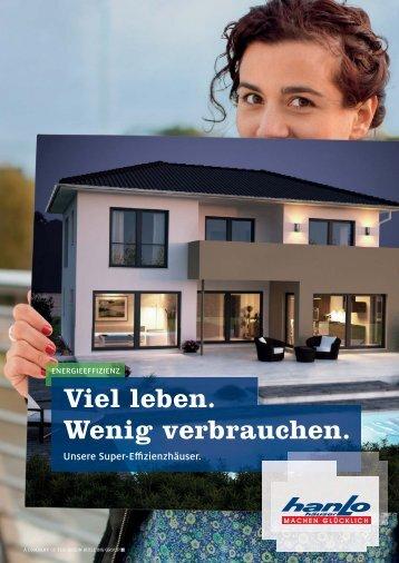 Super-Effizienzhaus & Passivhaus