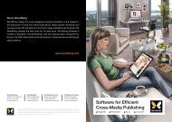 Software for Efficient Cross-Media Publishing - WoodWing.com