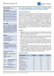 REpower Systems SE - Euler Hermes Rating Deutschland GmbH