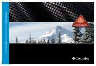 winter 2013 columbia spor tswear press kit europ a - KORN PR, Mag ...