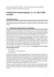 Protokoll im PDF-Format - DGPuK