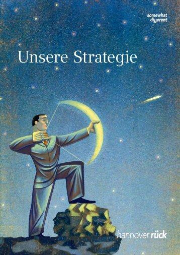 Strategie-Broschüre PDF - Hannover Rückversicherungs ...