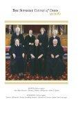 Supreme Court of Ohio 2006 Annual Report - Supreme Court - State ... - Page 2