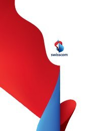 Swisscom 2007/08
