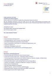 hesseninternational e-news juni 2011 Hessen Europa - Invest-in ...