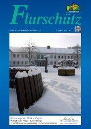 Ausgabe 273 vom 08.02.2014 - Gemeinde Morsbach