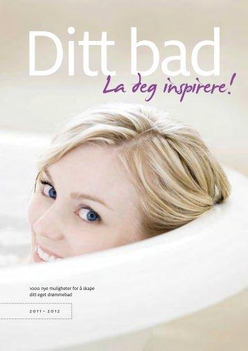1000 nye muligheter for å skape ditt eget drømmebad 2011 – 2012