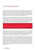 transparenz im organisierten Sport - Swiss Olympic - Seite 6