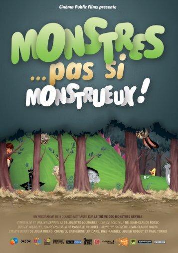 Monstres... pas si monstrueux