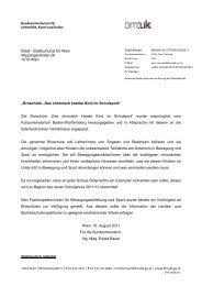 """""""Broschüre """"Das chronisch kranke Kind im Schulsport"""" Die - Schule.at"""