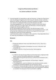 Protokoll vom 18.04.2013 - Stadt Werther