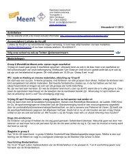 Nieuwsbrief 11 2013 - WereldKidz
