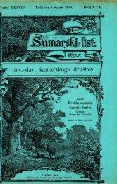 ÅUMARSKI LIST 8-9/1914