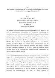 1 Titel: Interdisziplinäres Fachsymposium zur Vorsorge und ... - bng