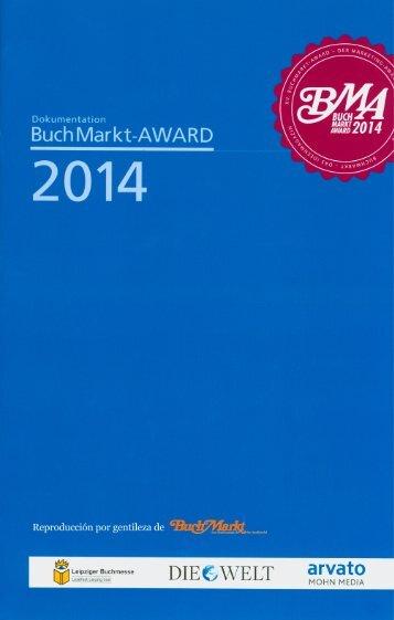 Documentation | BuchMarkt Award 2014