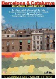 Barcelona & Catalunya City & Design Report 2005-2006