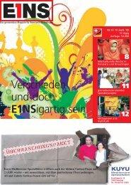 17. September `09 (PDF) - E1NS-Magazin