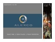 Corporate Presentation - Yukon Gold Mining Alliance