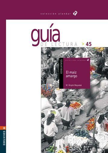 guíaDE LECTURA > 45 - SEHACESABER.ORG