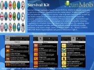 Survival Kit - RunMob