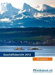 Geschäftsbericht 2012 (PDF)
